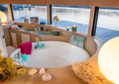 Anthénea Hôtel eco-luxe sur l'eau