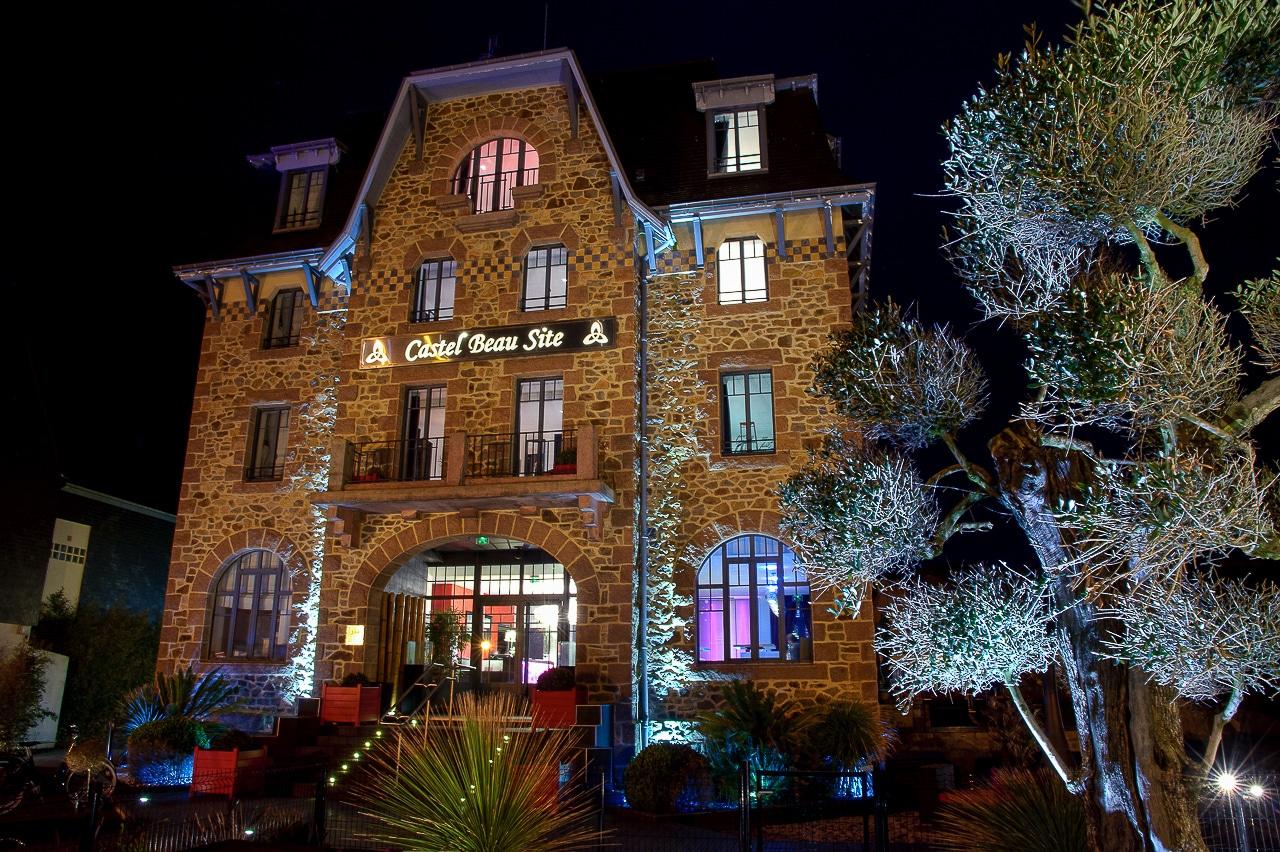 Hôtel Castel Beau Site à Ploumanac'h