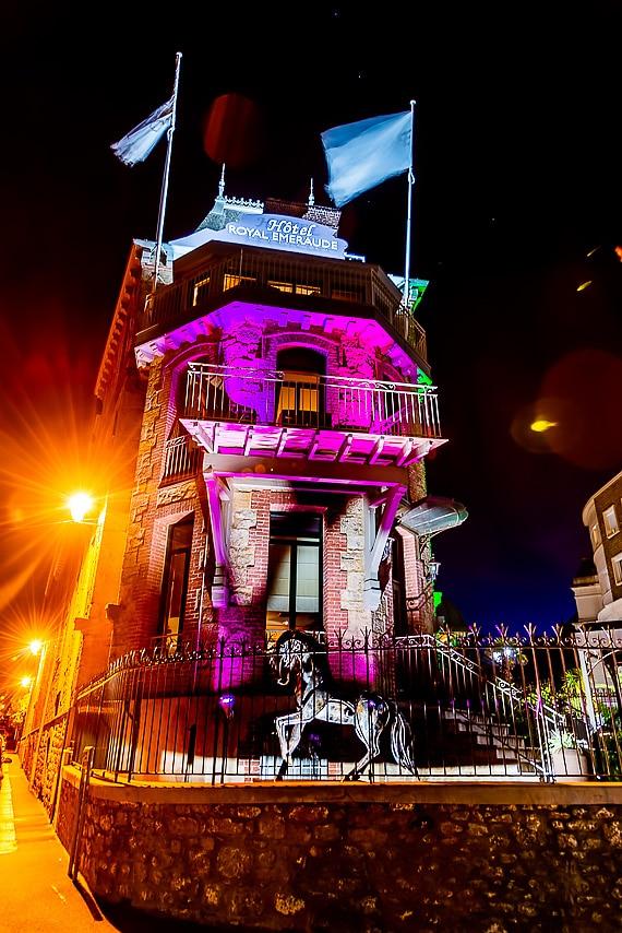 Magnifique hôtel Royal Emeraude à Dinard