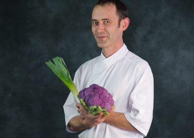 """Chef Nicolas Le Luyer """"La Table de Mon Père"""" (Ploumanac'h)"""