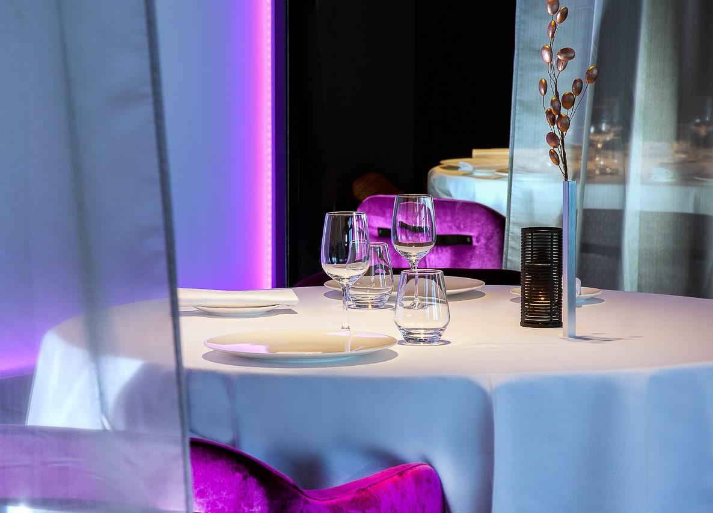 Magnifique table pour deux personnes